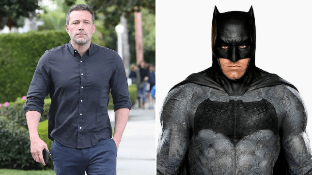 Ben Affleck Batman (Picture: Rex)