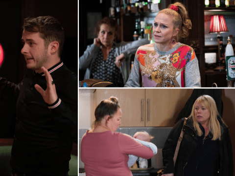 EastEnders spoilers: 39 new images reveal Sharon's struggle, Danger for Ben and Linda's anguish