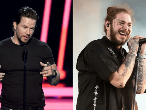 Mark Wahlberg tried to warn Post Malone off getting more tattoos… before he got a buzzsaw inked on his face