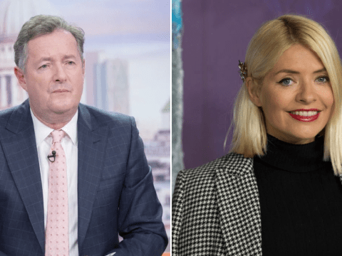 Piers Morgan takes aim as Holly Willoughby skips Tric Awards amid This Morning win