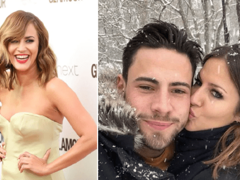 Caroline Flack's ex-boyfriend Andrew Brady shares heartbreaking tribute to late star after private funeral