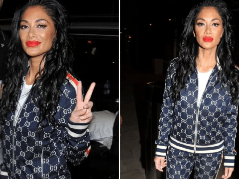 Nicole Scherzinger has no time for Pussycat Dolls backlash as she parties after Sport Relief performance