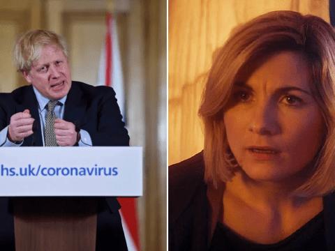 Doctor Who fans spot eerie parallel between Boris Johnson's coronavirus plans and classic storyline