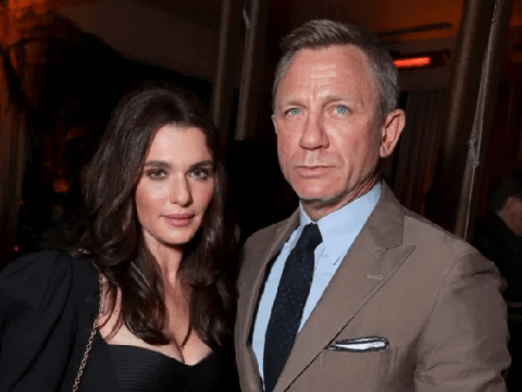 Daniel Craig and Rachel Weisz make rare public appearance as they join James Bond stars to clap for NHS amid coronavirus pandemic
