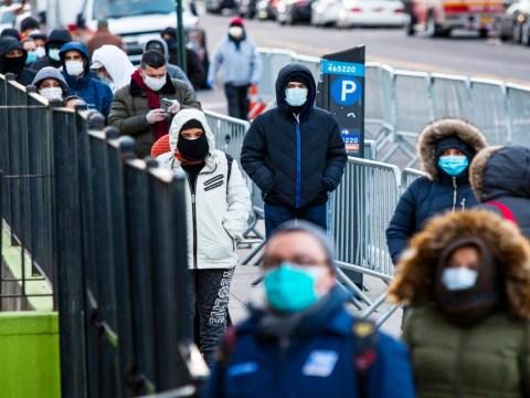 US coronavirus cases top 50,000 as death toll surpasses 600