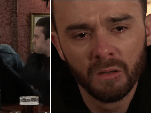Coronation Street spoilers: David Platt breaks down after Seb Franklin fight