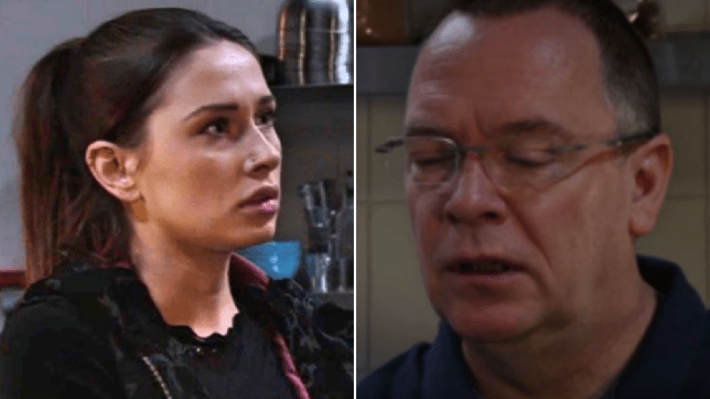 Dotty and Ian in EastEnders