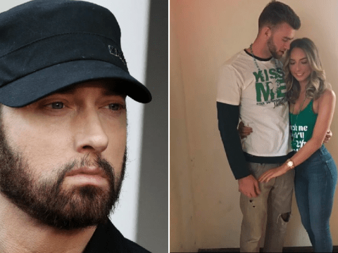 Eminem 'proud' of daughter Hailie as she builds life with boyfriend after graduating