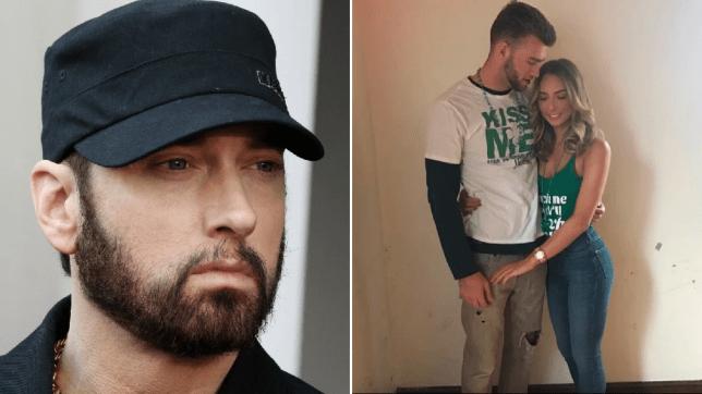 Eminem daughter boyfriend