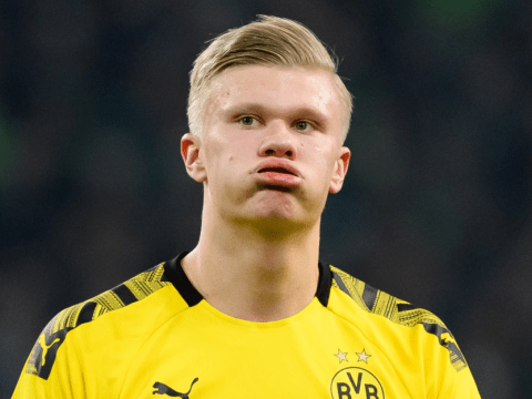 Erling Haaland speaks out after Borussia Dortmund's defeat to PSG