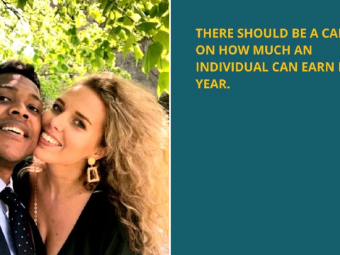 Couple launch dinner party cards with controversial statements to discuss
