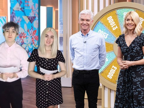Holly Willoughby and Phillip Schofield impersonator goes viral: A must see during coronavirus lockdown