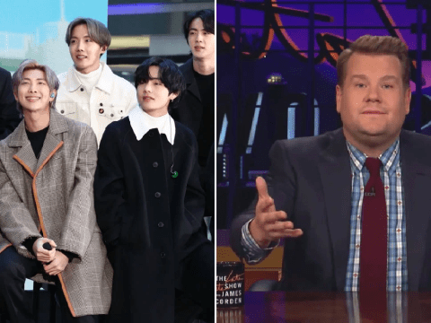 BTS and John Legend among stars to join James Corden's Homefest: Late Late Show