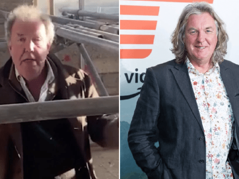 Jeremy Clarkson warns people to stay home in coronavirus lockdown – or have 'James May's death on their hands'
