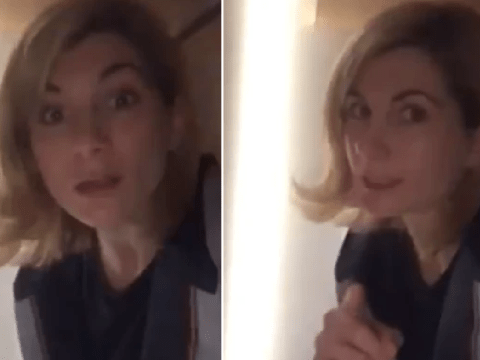 Jodie Whittaker dresses up as Doctor Who to deliver much needed advice during the coronavirus outbreak