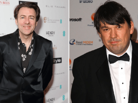 Jonathan Ross under fire for 'anti-trans' comments as he supports Father Ted creator Graham Linehan