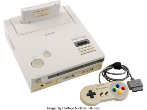 Nintendo PlayStation auction winner is setting up a video game museum