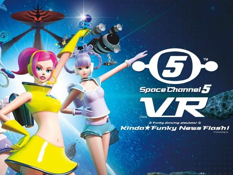 Space Channel 5 VR review – virtual come dancing