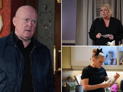 EastEnders spoilers: 31 new images reveal funeral drama, relapse horror and shock return