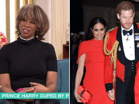 Trisha Goddard calls Prince Harry 'not very bright' as she discusses Russian prankster hoax on This Morning