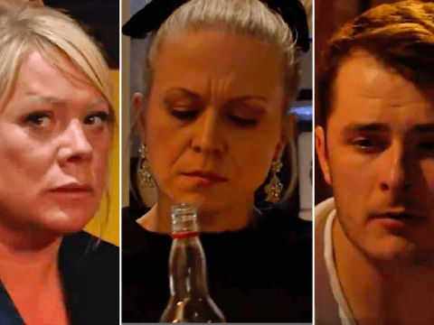 EastEnders spoilers: New trailer reveals Sharon's funeral torment, Linda's relapse and Ben's admission to Callum