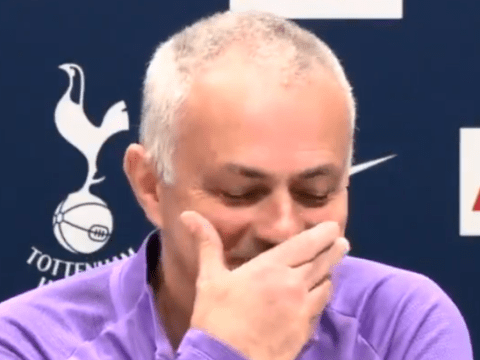 Jose Mourinho responds to viral video of Tanguy Ndombele's woeful defending against Wolves