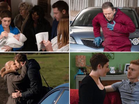 10 Emmerdale spoilers: Devastating split, death shock and new romance