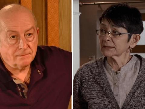 Coronation Street spoilers: Hope at last as Yasmeen Nazir realises evil Geoff Metcalfe is controlling her?