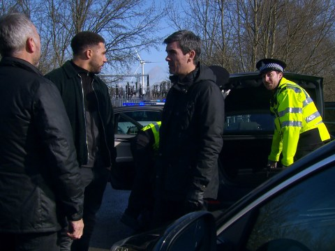 Emmerdale spoilers: Evil DI Malone double-crosses Cain Dingle in shocking scenes tonight