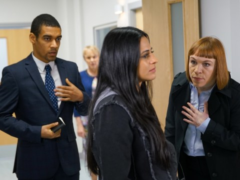 Coronation Street spoilers: Alya Nazir returns tonight to save Yasmeen