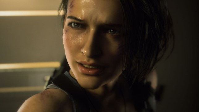 Jill Valentine in Resident Evil 3