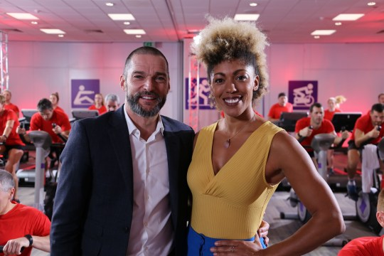 Fred Sirieix and Zoe Williams' fronted the new show