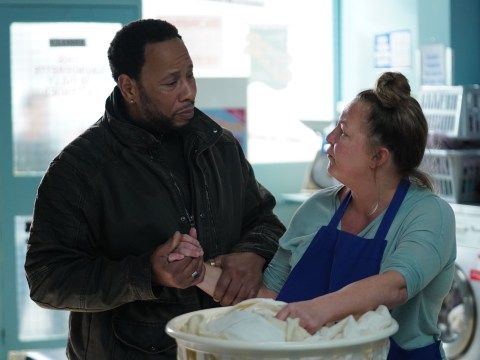 EastEnders spoilers: Karen Taylor and Mitch Baker reunite in the aftermath of Chantelle Atkins' death?