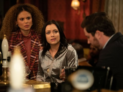 EastEnders star Shona McGarty reveals Whitney's exit is the hardest thing she has ever done