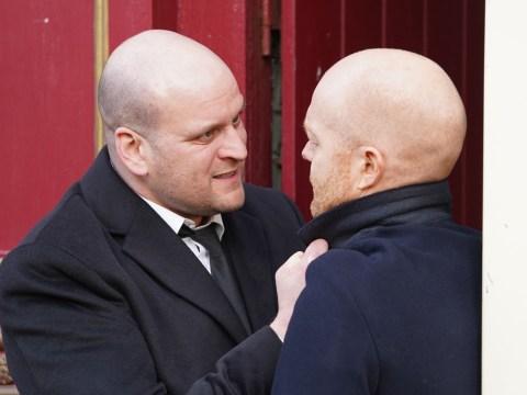 EastEnders spoilers: Shock violence as Stuart Highway threatens Max Branning over Rainie