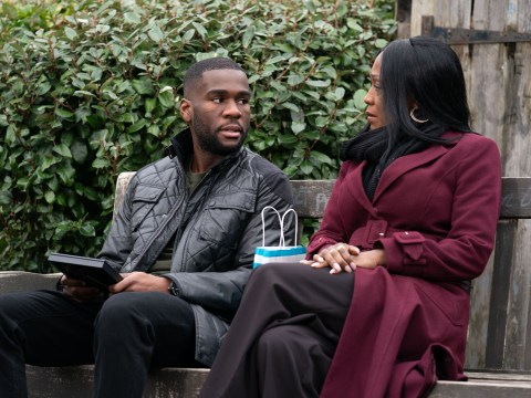 EastEnders spoilers: Patrick Trueman exposes the shocking truth about being Isaac Baptiste's dad?