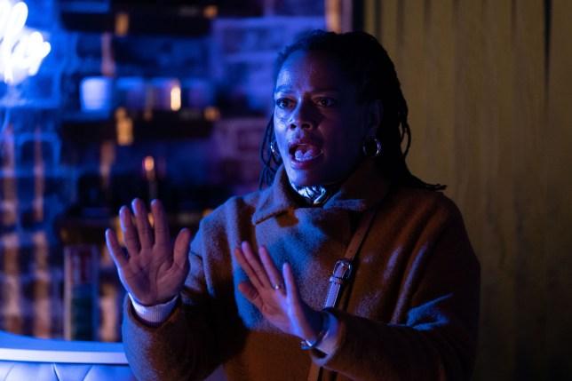 Sheree Trueman in EastEnders
