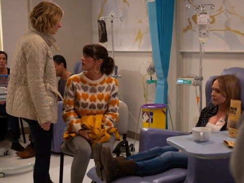 Emmerdale spoilers: Vanessa Woodfield undergoes cancer treatment alone