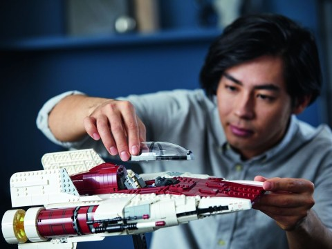 Lego Star Wars A-wing Starfighter is the big new set for May the 4th celebration