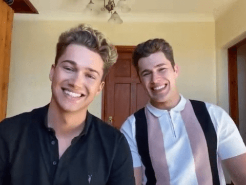 Strictly Come Dancing's AJ Pritchard remains coy over I'm A Celebrity 2020 rumours