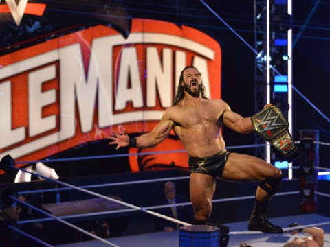 WWE's Drew McIntyre reacts to BBC Sports Personality of the Year nod