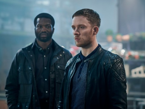 Gory new Sky drama Gangs Of London has audiences 'wincing in pain' as series debuts