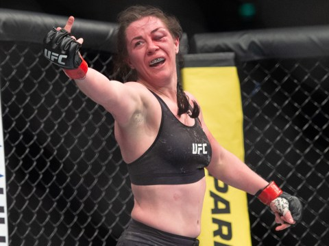 From the streets of Liverpool to the UFC: Molly McCann was always a fighter