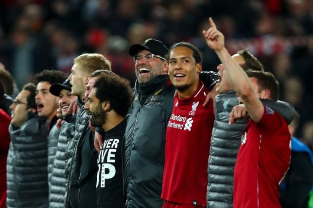 Liverpool beat Barcelona on their way to winning last season's Champions League
