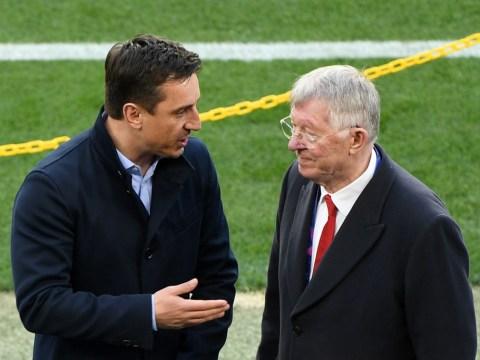 Gary Neville reveals the secrets to Sir Alex Ferguson's Man Utd transfer strategy