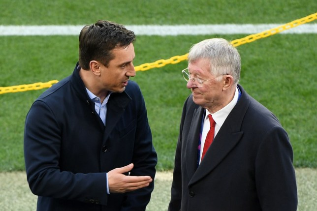 Gary Neville has lifted the lid on Manchester United's transfer strategy under Sir Alex Ferguson