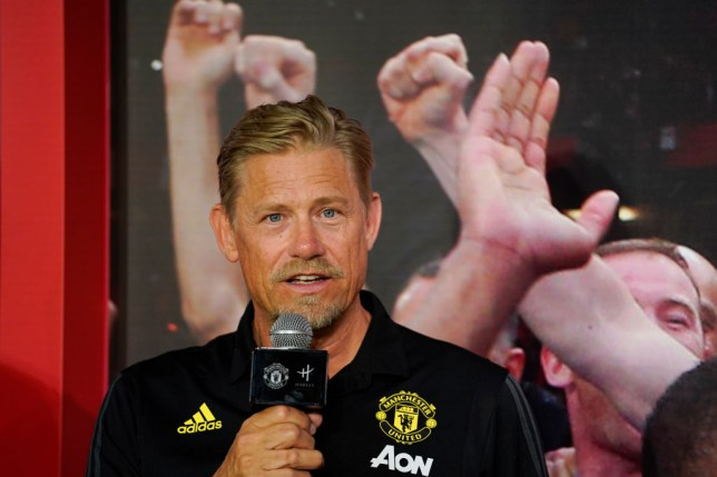 Peter Schmeichel has delivered his verdict on Dean Henderson replacing David de Gea