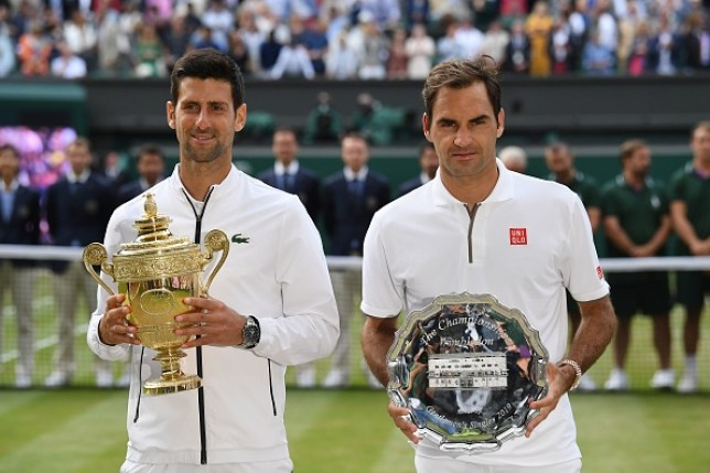 Novak Djokovic and Roger Federer have both challenged Rafa Nadal's supremacy over the course of their stellar careers (