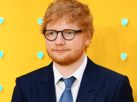 Ed Sheeran donates £170k to old school where he met wife Cherry Seaborn