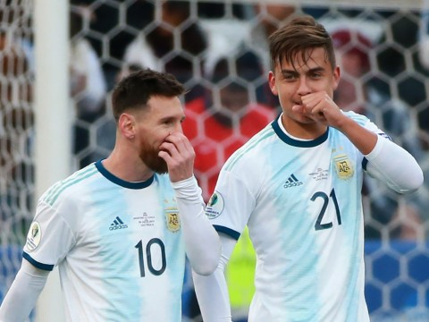 Paulo Dybala apologises to Lionel Messi and reveals what Cristiano Ronaldo is really like